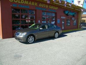 2007 Infiniti M35 Sarasota FL 2349 - Photo #1